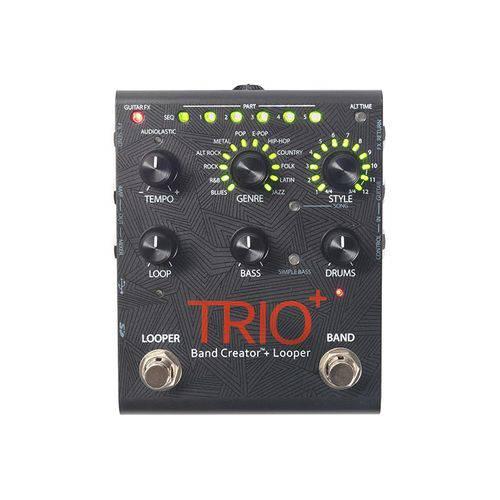 Pedal para Guitarra Digitech Trioplus V 04
