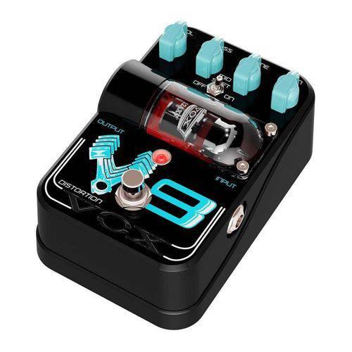 Pedal Efeito Vox Tonegarage V8 Distortion Tg 1 V 8 Ds