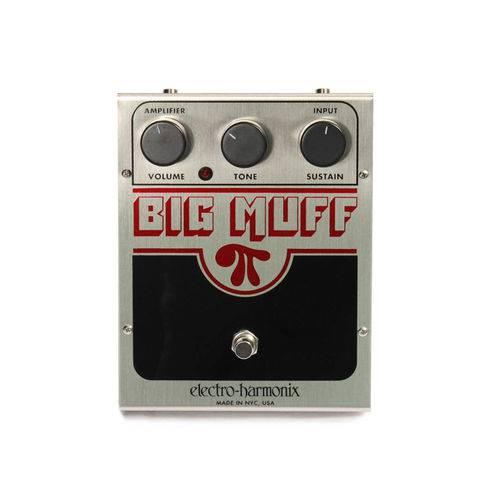 Pedal Electro Harmonix Big Muff New