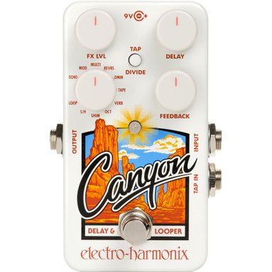 Pedal Electro Harmonix Canyon Delay e Looper