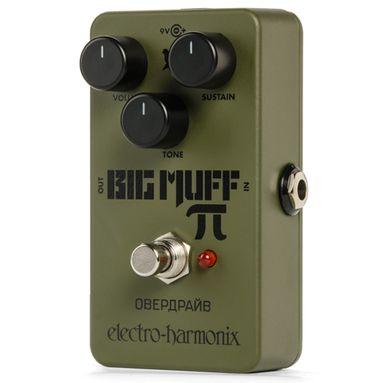 Pedal Electro Harmonix Green Russian Big Muff Distortion/Sustainer