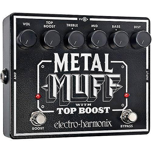 Pedal Electro Harmonix Metal Muff Top Boost