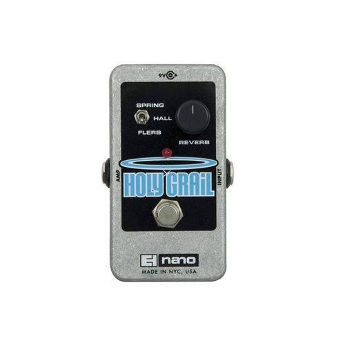 Pedal Electro Harmonix Nano Holy Grail Dig Reverb