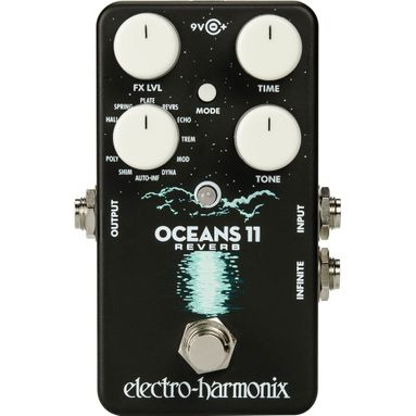 Pedal Electro Harmonix Oceans 11 Reverb