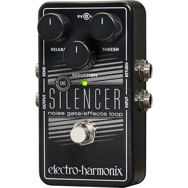 Pedal Electro Harmonix Silencer Noise Gate - Effects Loop