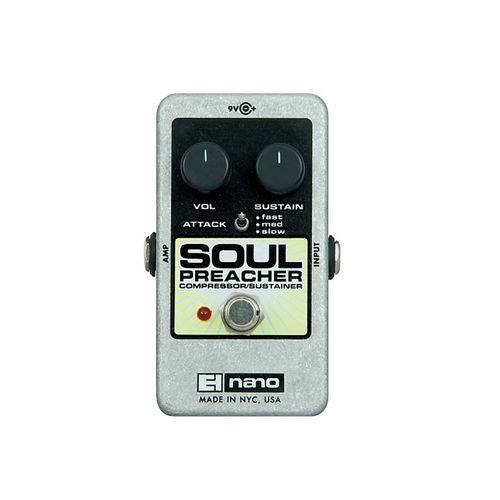 Pedal Electro Harmonix Soul Preacher