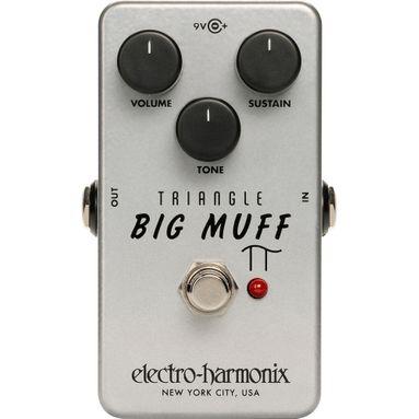 Pedal Electro Harmonix Triangle Big Muff Pi Distortion / Sustainer - Fuzz
