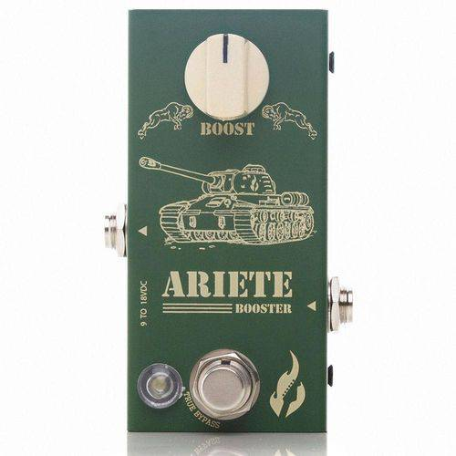 Pedal Fire Custom Shop Ariete Booster - Compacto