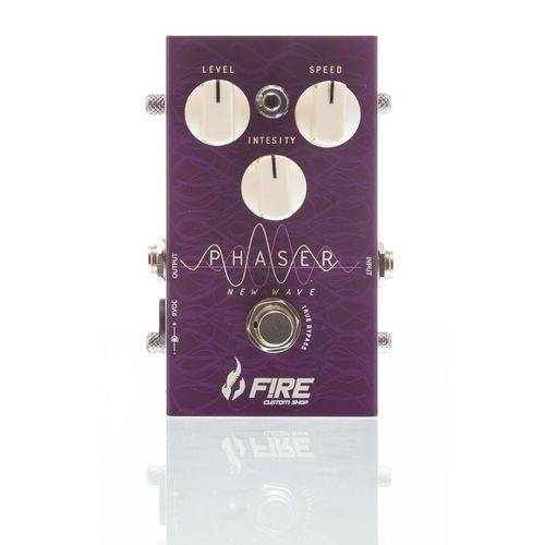 Pedal Fire Custom Shop PHASER New Wave