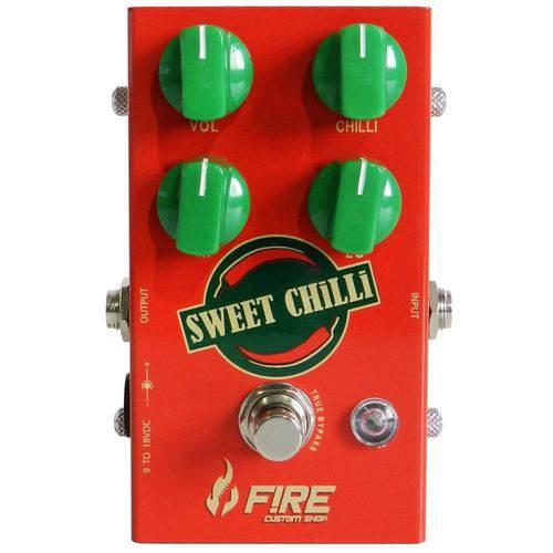 Pedal Fire Custom Shop Sweet Chilli