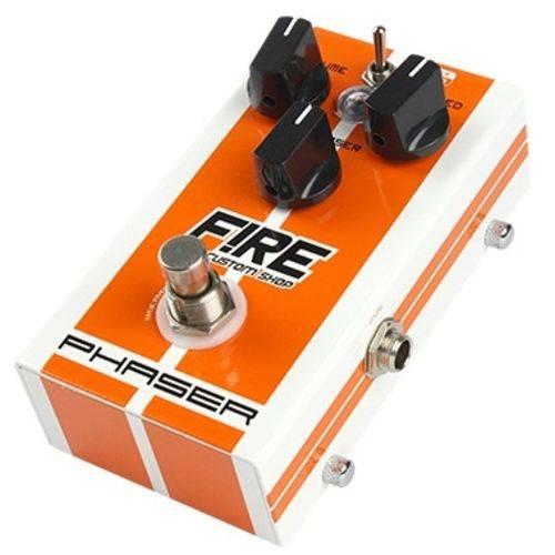 Pedal Fire Phaser Vibrator