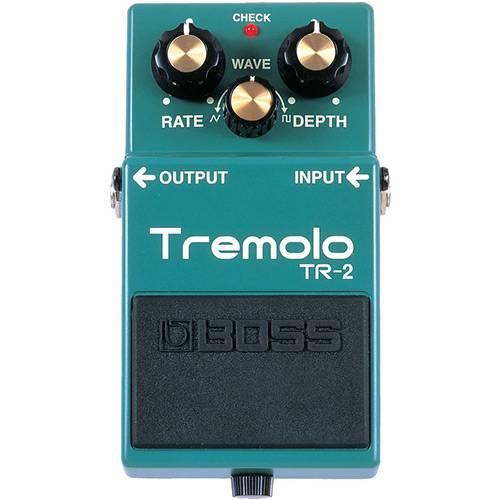 Pedal Guitarra Boss Tremulo TR 2
