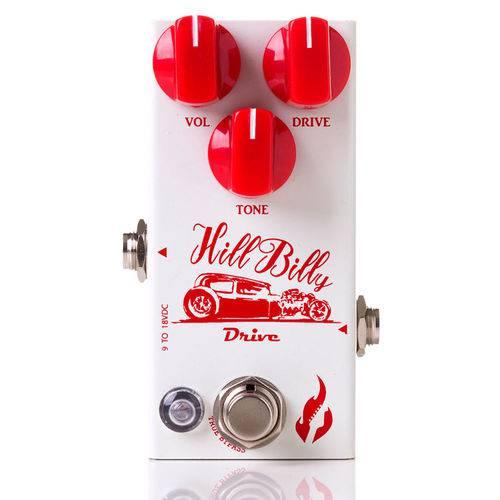 Pedal Guitarra Fire Custom Shop Hill Billy Drive Mini