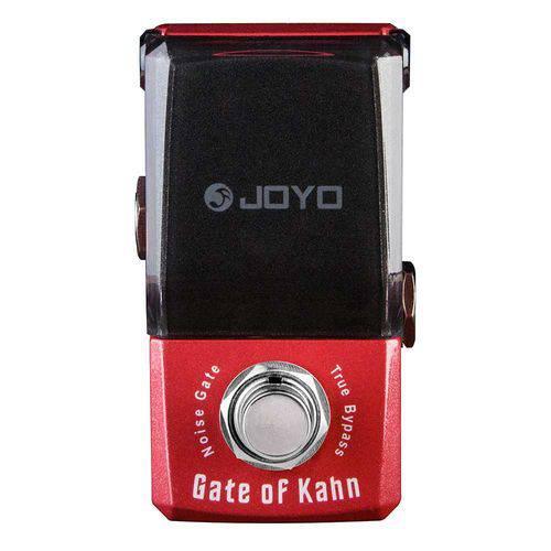 Pedal Guitarra Gate Of Kahn Joyo Jf-324 Noise Gate