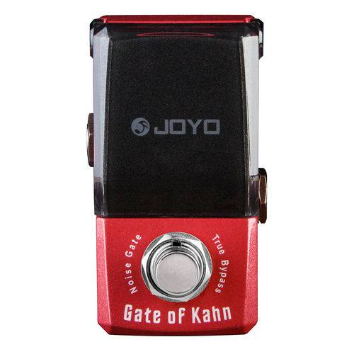 Pedal Guitarra Gate Of Khan Joyo Noise Gate