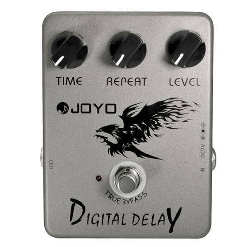 Pedal Guitarra Jf08 Digital Deley Jf 08 - Joyo