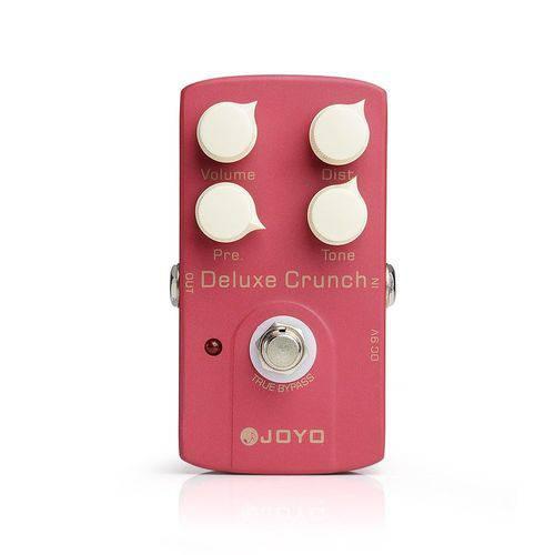 Pedal Guitarra Joyo Deluxe Crunch