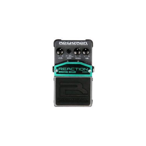 Pedal Guitarra Reaction Digital Delay Rocktron