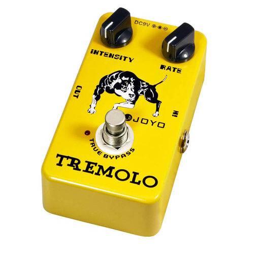 Pedal Guitarra Tremolo Joyo JF-09