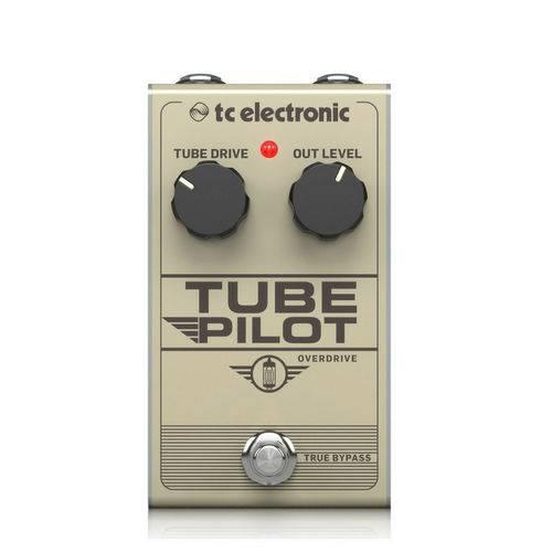 Pedal Guitarra Tube Pilot Overdrive Tc Eletronic
