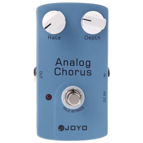 Pedal Joyo Analog Chorus | JF 37 | para Guitarra