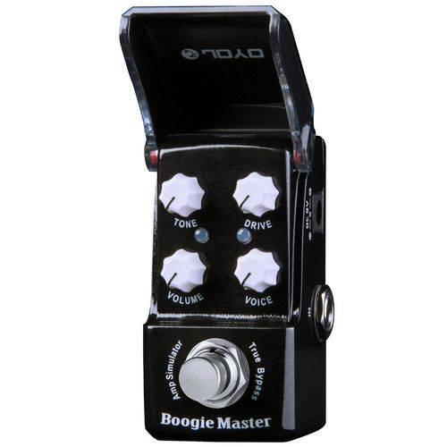 Pedal Joyo Boogie Master | JF 309 | Compacto | para Guitarra