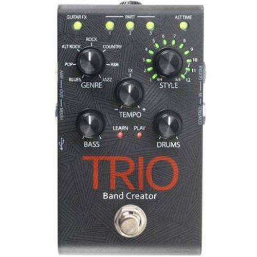 Pedal Loop Trio Band Creator - Digitech