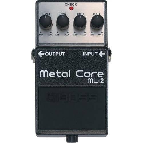 Pedal Metal Core Ml2 Boss