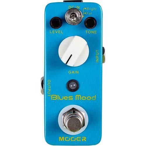 Pedal Overdrive Blues Mood Mooer