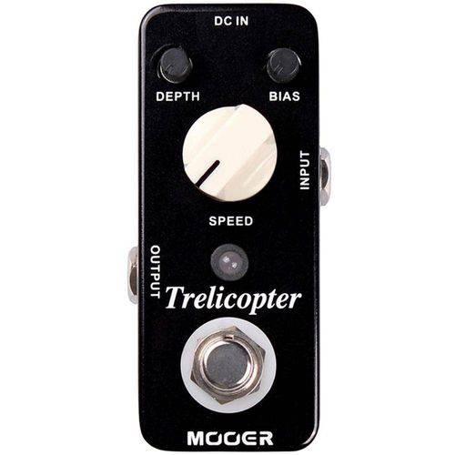 Pedal Mooer Guitarra Trelicopter Optical Tremolo - Mtot