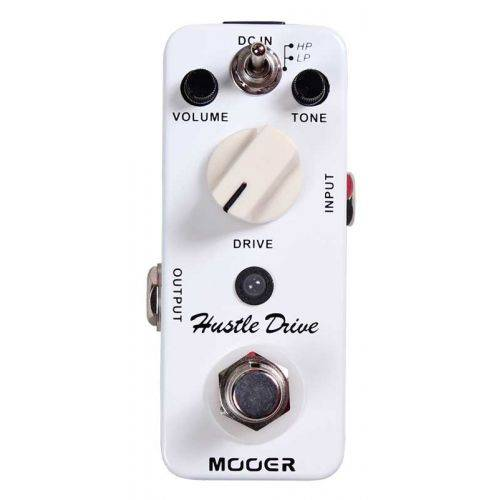 Pedal Mooer Hustle Drive Distortion Mhdd Original