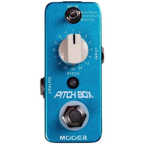 Pedal Mooer Pitch Box Pitch Shifter Mpbhps Pedal Guitarra