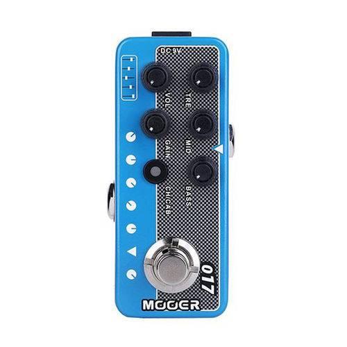 Pedal Mooer Pré Amp M017 Cali-mkiv - Mesa Boogie Mk Iv