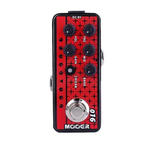 Pedal Mooer Pré Amplificador PHOENIX M016 - PD1121