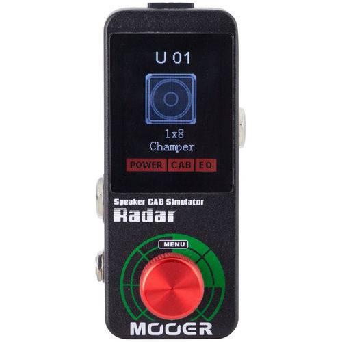 Pedal Mooer Radar Ms1
