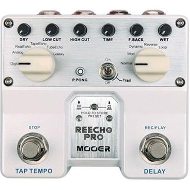 Pedal Mooer Twin Reecho Pro Digital Delay - Tdl1