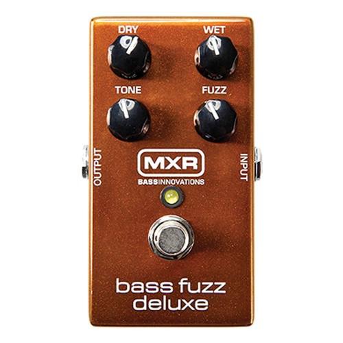 Pedal Mxr Bass Fuzz Deluxe