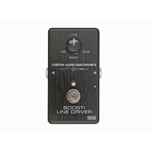 Pedal Mxr Mc401 Boost Line Driver