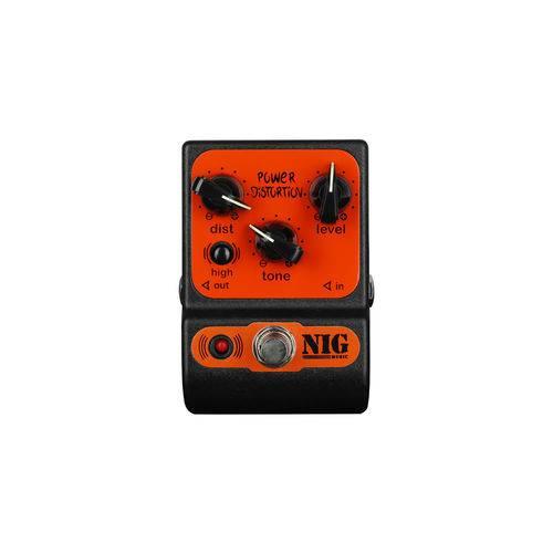 Pedal Nig Pocket Power Distortion