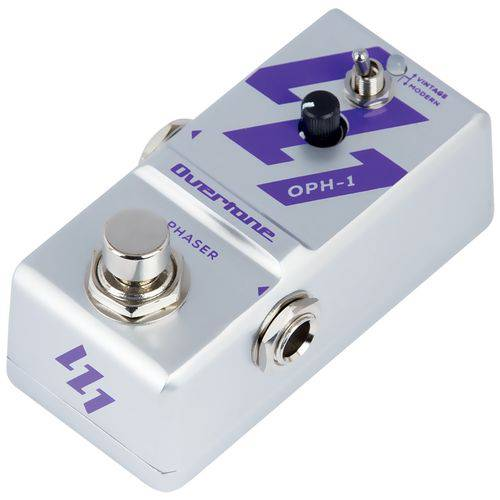 Pedal Overtone OPH-1 | Phaser | Compacto | para Guitarra
