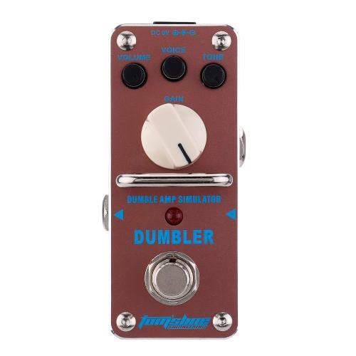 Pedal P/ Guitarra Tomsline Adr-3 Dumbler Amp Simulator - Pd1006