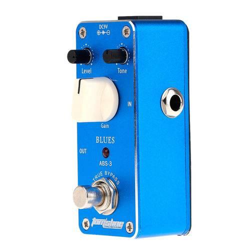 Pedal P/ Guitarra Tomsline Blues Distortion ABS-3 - PD1003