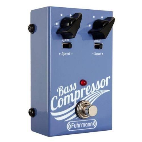 Pedal para Contra-Baixo Fuhrmann BC-02 Bass Compressor