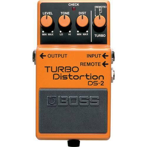 Pedal para Guitarra Boss DS-2 Turbo Distortion