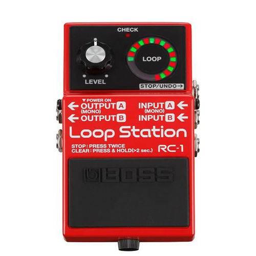 Pedal para Guitarra Boss Rc-1 Loop Station