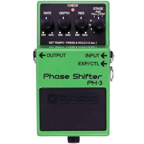 Pedal para Guitarra e Baixo Phase Shifter Ph3 - Boss