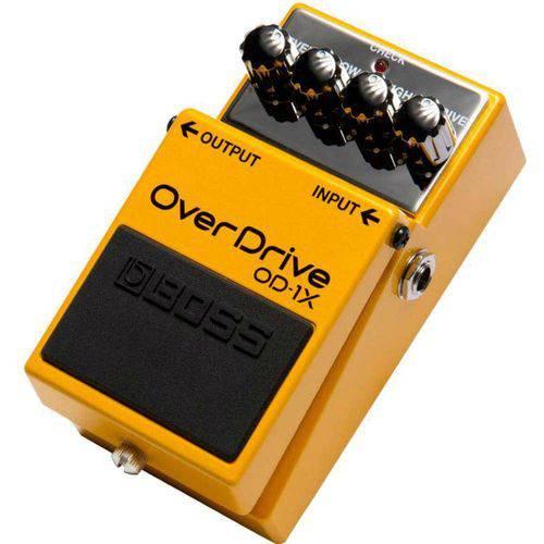 Pedal para Guitarra Edição Especial do Pedal Boss com Premium Tone Od1x - Boss