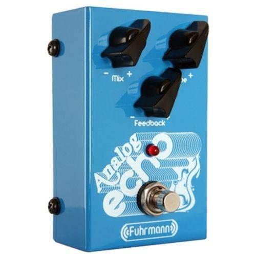 Pedal para Guitarra Fuhrmann AE-01 Analog Echo