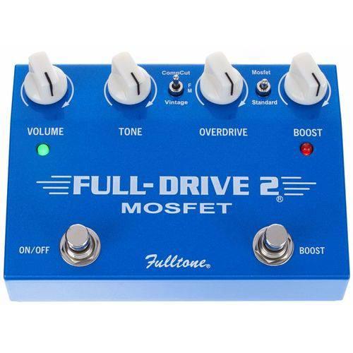 Pedal para Guitarra Fulltone Fulldrive 2 Mosfet