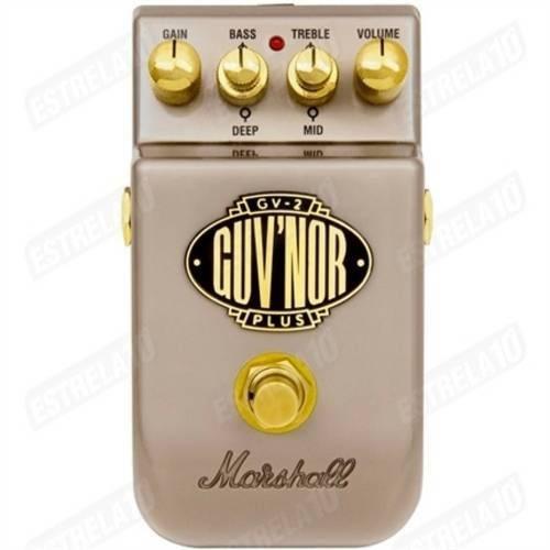 Pedal Marshall Gv 2 Guvnor Plus